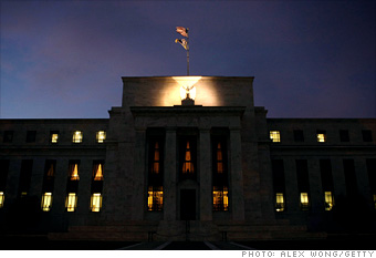 Tuesday, Sept. 16 - The Fed steps in
