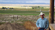 A slice of life in energy-rich Wyoming