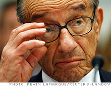 Zero: Alan Greenspan