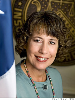 Hero: Sheila Bair