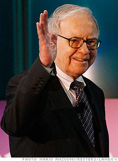 Hero: Warren Buffett