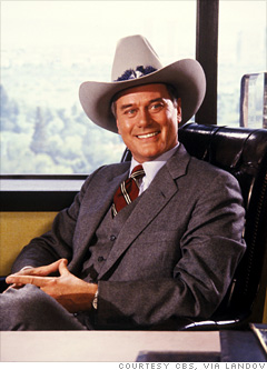 J.R. Ewing's oil - 1978 to 1991