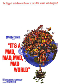 It's a Mad, Mad, Mad, Mad World - 1963