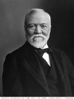 What I learned from Andrew Carnegie