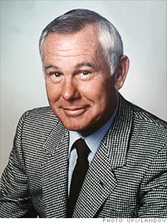 What I learned from Johnny Carson