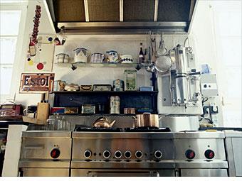 Pro-style appliances