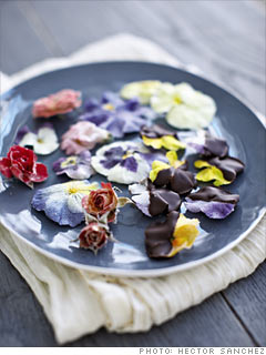 Sweetfields' Candied Violas