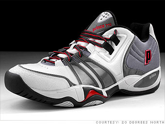 Prince T10 tennis shoe