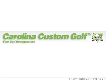 Carolina Custom Golf