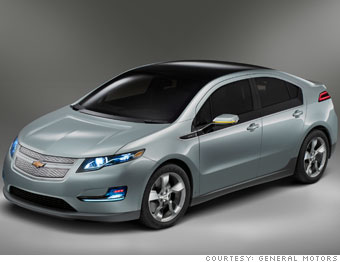 Looking for a Volt supercharge