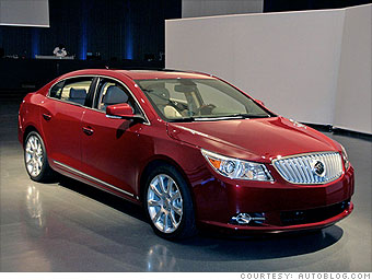 2010 Buick LaCrosse