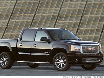 GMC Sierra/Chevrolet Silverado