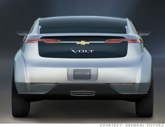 Chevrolet Volt Picture