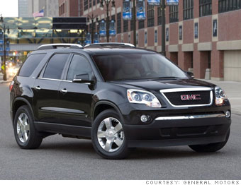 GMC Acadia