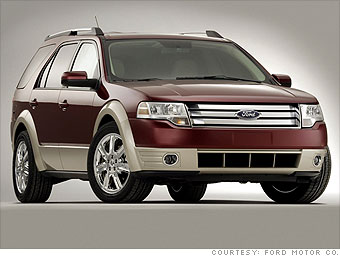 Check out the Ford Taurus X on AOL Autos