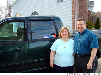 David Komer: 2001 Ford F-150 Supercrew