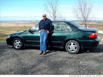 Dick Flores: 2000 Honda Accord