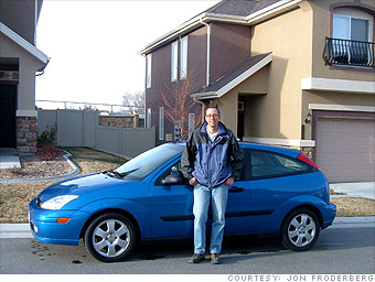Jon Froderberg: 2001 Ford Focus ZX3