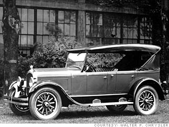 1924 Chrysler B70