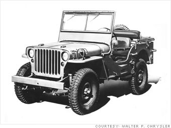 1942 Willys-Overland Jeep MB