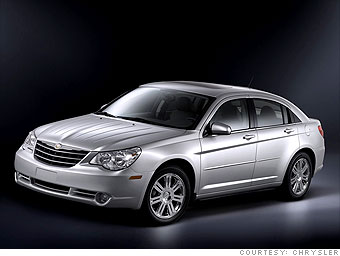 2007 - Chrysler Sebring