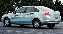 Ford's fuel efficient future