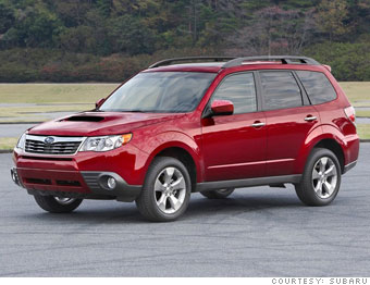 Subaru Forester for GMC Jimmy