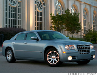 2009 Chrysler 300C