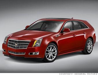 Wagon: Cadillac CTS Sport Wagon