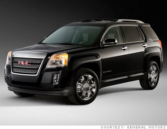 Small crossover No. 2: GMC Terrain
