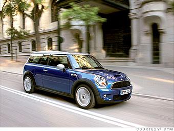 Compact Car: Mini Cooper