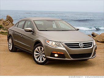 Entry Luxury: Volkswagen CC