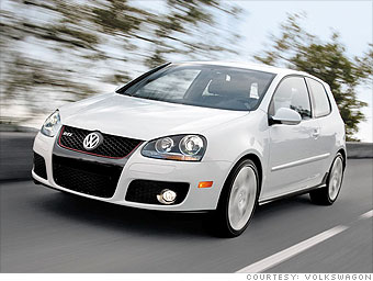 Compact Sporty Car: Volkswagen GTI