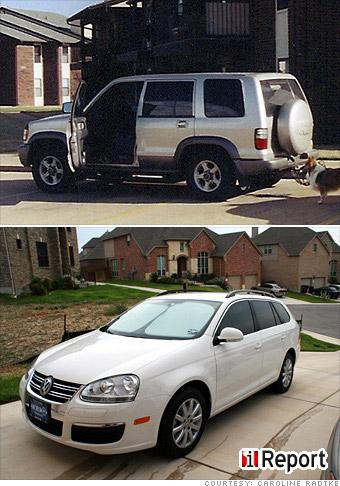 Caroline Radtke: SUV to diesel