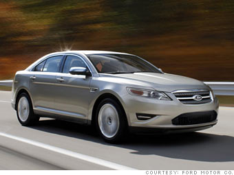 16 Best Resale Value Cars Full Size Car Ford Taurus