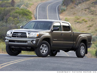 16 39 best resale value 39 cars mid size pickup toyota tacoma 7. Black Bedroom Furniture Sets. Home Design Ideas