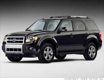 7 Wicked Black Friday Car Deals 2010 Ford Escape 3