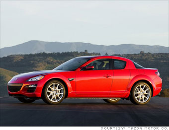 2009 Mazda RX-8