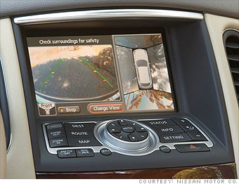 Nissan: Around View Monitor