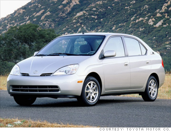 New Kid: Toyota Prius