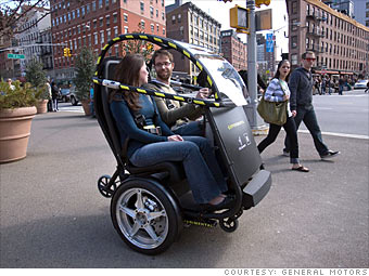 GM partners with Segway