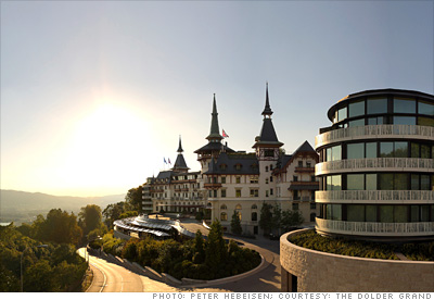 The Dolder Grand, Zurich