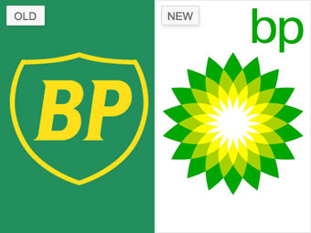 BP -  Re-branding faces reality