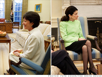 7. Olympia Snowe and Susan Collins