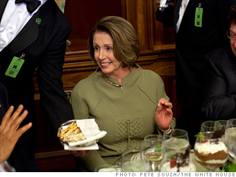 1. Nancy Pelosi