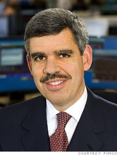 Mohamed El-Erian: Hit the ATMs