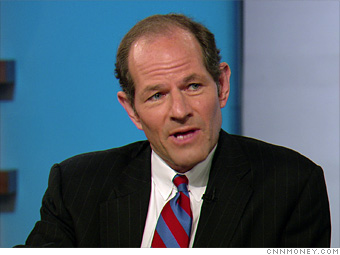 Eliot Spitzer: Utterly failed to reshape Wall Street