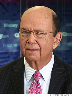 Wilbur Ross: Lehman's death a tragic mistake