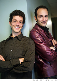 Alex Rigopulos and Eran Egozy