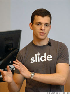 Max Levchin, Paypal Co-founder, Slide founder